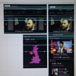 BBC Mobile layout portrait / landscape 1